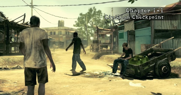 Resident Evil 5 | Chapter 1-1 | RE5