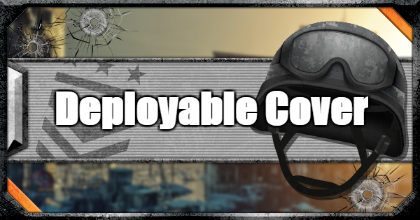 CoD: MW 2019 | Deployable Cover - Field Upgrade Guide | Call of Duty: Modern Warfare
