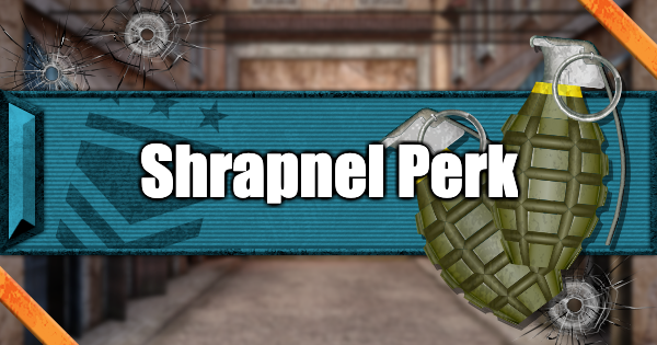 【Warzone】Shrapnel Perk Guide【Call of Duty Modern Warfare】 - GameWith