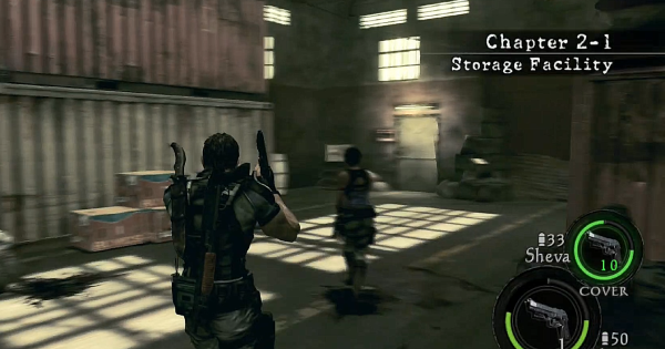 RE5 | Chapter 2-1 | Resident Evil 5 - GameWith