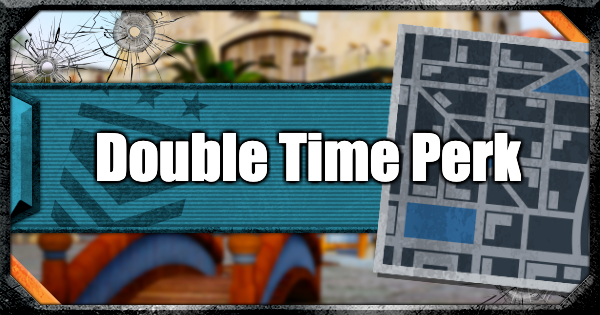 CoD: MW 2019 | Double Time Perk Guide | Call of Duty: Modern Warfare
