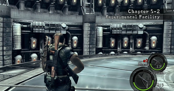 【Resident Evil 5】Chapter 5-2 - Uroboros Mkono Boss Fight【RE5】 - GameWith