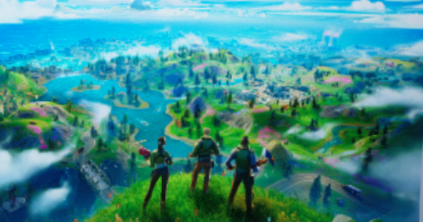 Fortnite | F Location