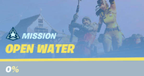 Fortnite | Open Water Challenges