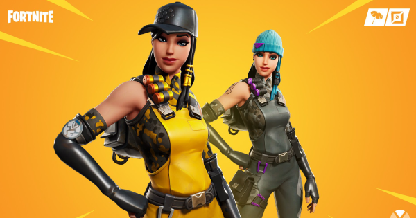 Fortnite | OUTCAST Skin - Set & Styles - GameWith
