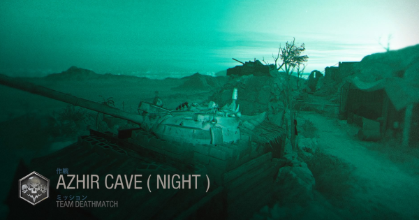 Warzone | Azhir Cave (Night) - Map Guide | Call of Duty Modern Warfare - GameWith