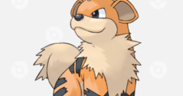 Pokemon Sword and Shield | Growlithe - Location, Base Stats & Movesets