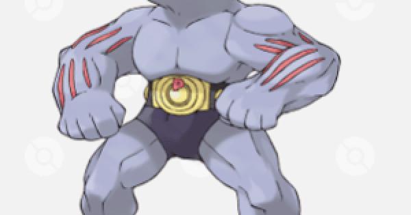 Pokemon Sword Shield | Machoke - Evolution Chart & Location
