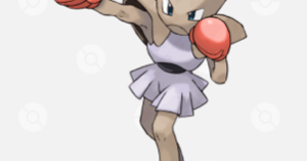 Pokemon Sword Shield | Hitmonchan - Weakness & Location