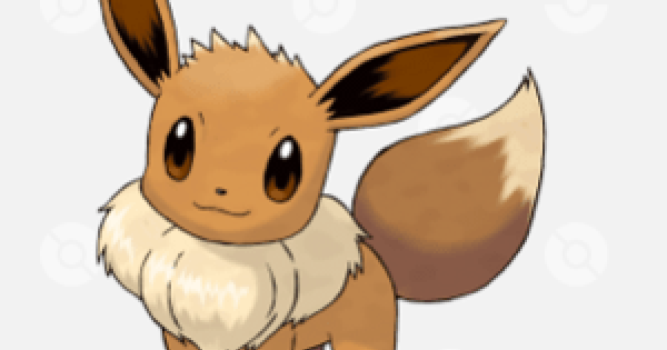 Pokemon Sword and Shield | Eevee - Location, Base Stats & Movesets