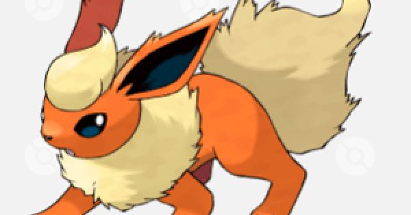 Pokemon Sword Shield | Flareon - Weakness & Location - GameWith