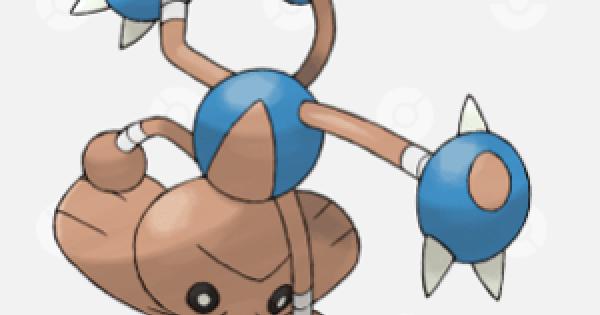 Pokemon Sword Shield   Hitmontop - Evolution & Weakness
