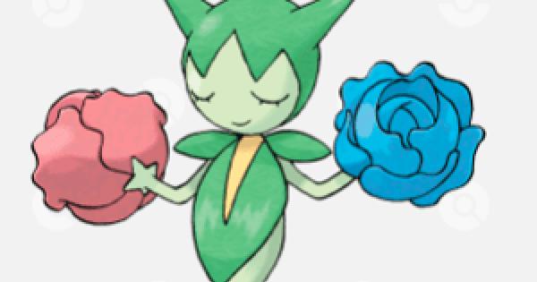 Pokemon Sword Shield | Roselia - Evoution & Moves