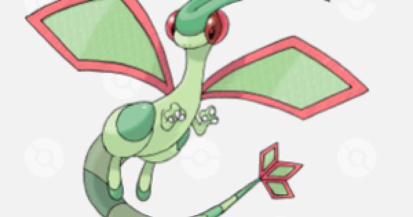 Pokemon Sword and Shield | Flygon - Location, Base Stats & Movesets