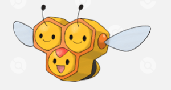 Pokemon Sword and Shield | Combee - Best Moveset & Max IVs, Weakness, Location | Pokemon SWSH