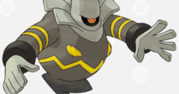 Pokemon Sword Shield | Dusknoir - Stats & Weakness