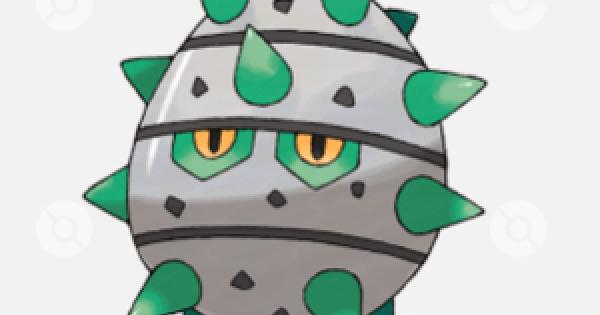 Ferroseed - Evolution Chart & Egg Group | Pokemon Sword Shield - GameWith