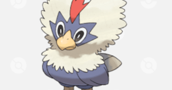 Pokemon Sword Shield | Rufflet - How To Get & Stats - GameWith