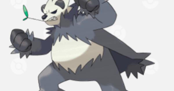 Pokemon Sword Shield | Pangoro - Weakness & Evolution