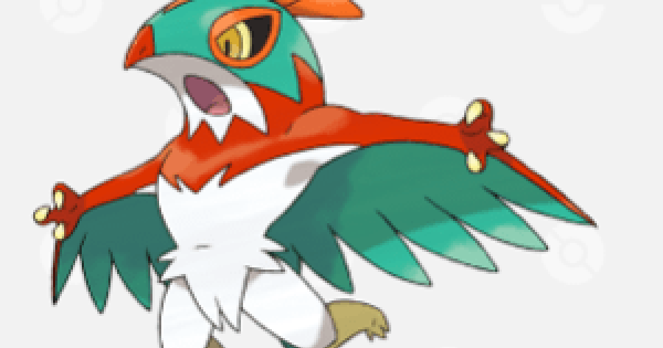 Pokemon Sword Shield | Hawlucha - Weakness & Stats