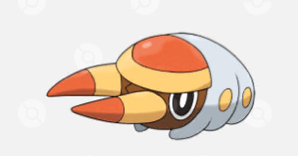Pokemon Sword Shield | Grubbin - Location & Weakness