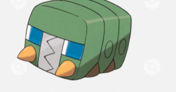 Pokemon Sword Shield | Charjabug - Evolution & Weakness