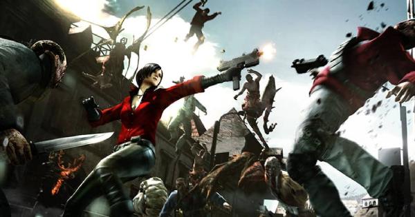 Resident Evil 6 | All Item List | RE6