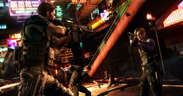 RE6 | All Achievements List | Resident Evil 6 - GameWith