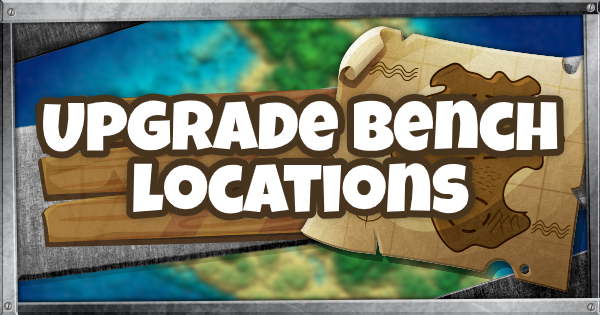 Fortnite | Upgrade Bench Locations (Upgrade Bench Guide) - GameWith