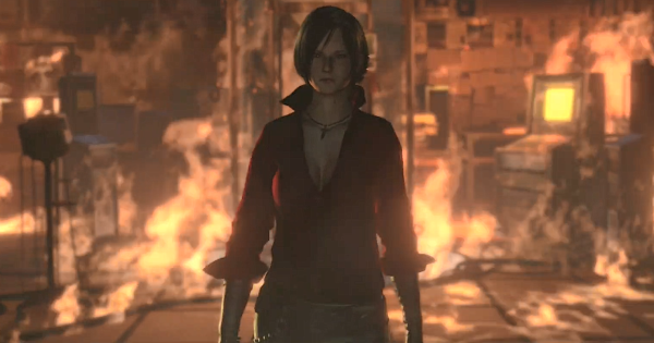 Resident Evil 6 Ada Chapter 5 Re6 Gamewith