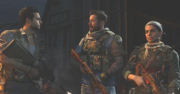 Warzone Mission 4 Proxy War Call Of Duty Modern Warfare Gamewith