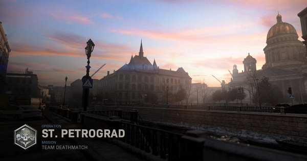 CoD: MW 2019 | St. Petrograd - Map Guide | Call of Duty: Modern Warfare