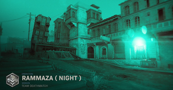 Warzone | Rammaza (Night) - Map Guide | Call of Duty Modern Warfare - GameWith