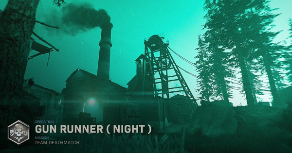 【Warzone】Gun Runner (Night) - Map Guide【Call of Duty Modern Warfare】 - GameWith