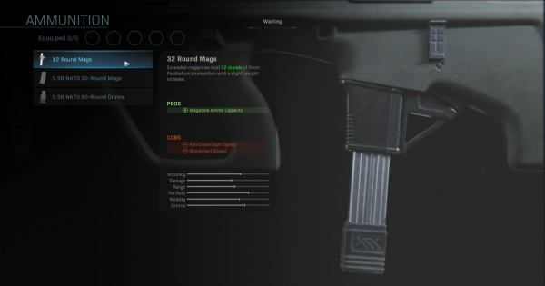 【Warzone】32 Round Mags - Magazine Stats【Call of Duty Modern Warfare】 - GameWith