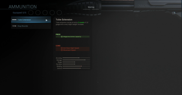 Warzone | Tube Extension (Model 680) - Magazine Stats | Call of Duty Modern Warfare - GameWith