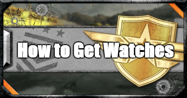 CoD: MW 2019 | How to Get Watches | Call of Duty: Modern Warfare