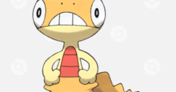 Pokemon Sword Shield | Scraggy - Evolution Chart & Weakness