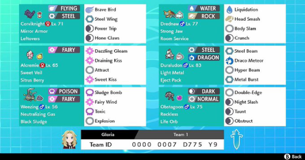All New Moves List | Pokemon Sword Shield - GameWith