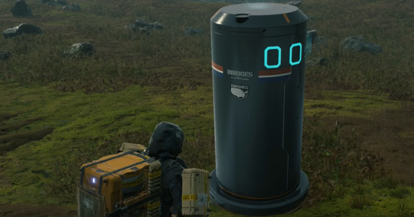 Death Stranding | Order 6 - Construction: Postbox - GameWith