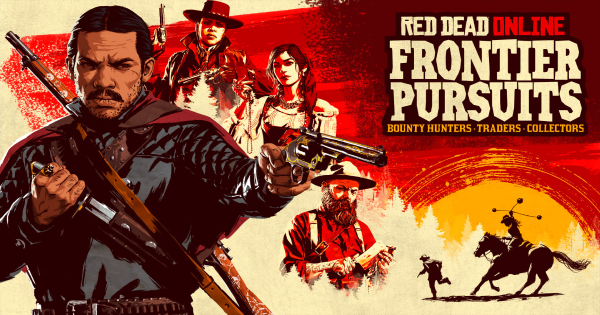 RDR2 | Frontier Pursuits | Red Dead Redemption 2