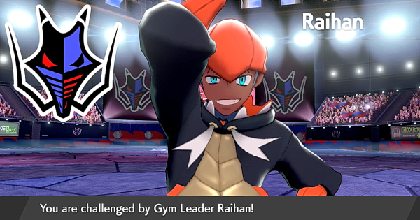 Raihan - How To Beat & Weakness | Pokemon Sword Shield - GameWith