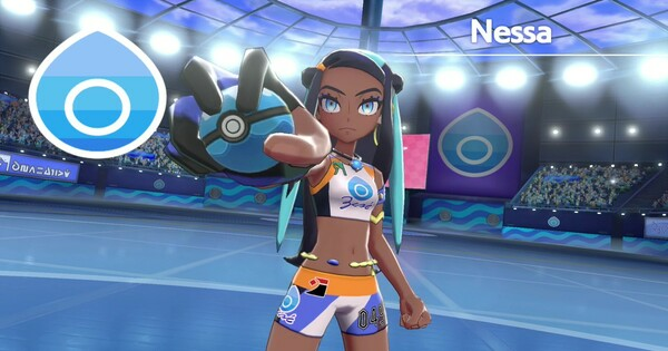 Pokemon Sword Shield | Up To 2nd Gym (vs. Gym Leader Nessa)  - Story Walkthrough - GameWith