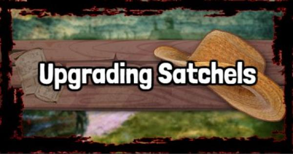 RDR2 | Satchel Upgrades Guide & How To Get | Red Dead Redemption 2 - GameWith