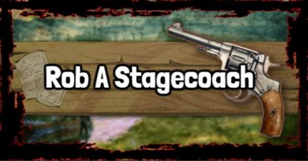 Red Dead Redemption 2 | Rob A Stagecoach With Bill - Walkthrough | RDR2