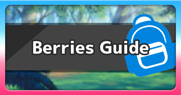 Pokemon Sword Shield | Berries Guide - How to Get & Uses - GameWith