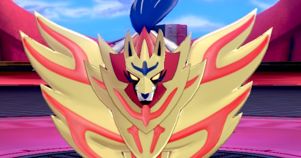 Pokemon Sword and Shield | How To Catch Zamazenta With High Individual Values (IVs)