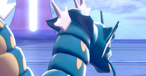 Pokemon Sword and Shield | Gyarados - Moveset and Competitive Build
