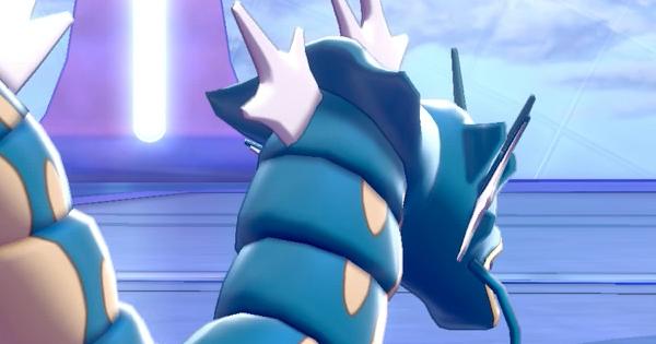 Pokemon Sword Shield | Gyarados - Moveset & Best Build