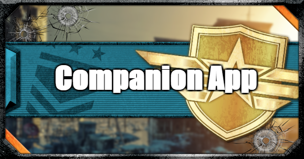 CoD: MW 2019 | Companion App Guide | Call of Duty: Modern Warfare